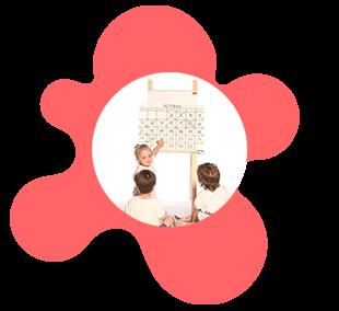 Formacion temprana en el nivel inicial en colegio argentino, colegio bilingüe con sedes en Saavedra, Pilar y Mendoza