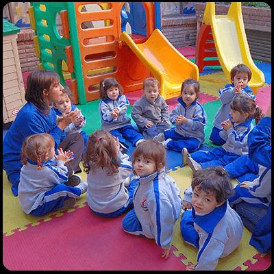 Nivel inicial en CABA. Colegio argentino, colegio bilingüe con sedes en Saavedra, Pilar y Mendoza