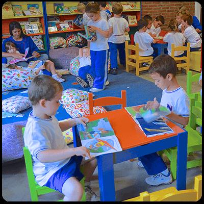 Nivel inicial en Pilar. Colegio argentino, colegio bilingüe con sedes en Saavedra, Pilar y Mendoza