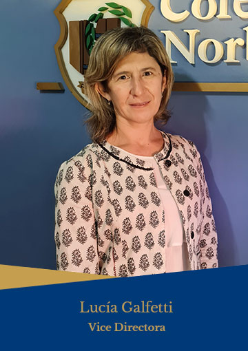 Lucia Galfetti - Vice director - norbridge